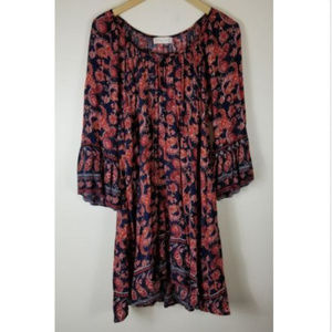 Altar'd State Dresses - altar'd state Dress Medium Paisley Bell Sleeve
